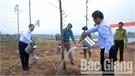 Huyện Yên Dũng phấn đấu trồng mới 20 ha rừng phòng hộ và 200 nghìn cây phân tán
