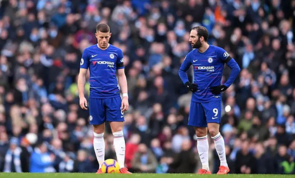 Aguero, hat-trick, Man City, Chelsea