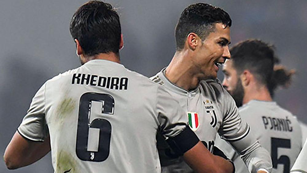 Ronaldo, Juventus, Sassuolo, Serie A