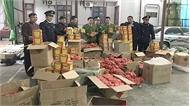 Bộ Công an bắt 1.200 người, thu hơn 20 tấn pháo trong dịp Tết