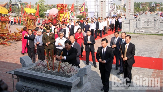 Vibrant festival to celebrate 592 anniversary of Xuong Giang victory