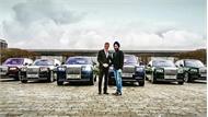 Tỷ phú gốc Ấn mua thêm cùng lúc 6 chiếc Rolls-Royce