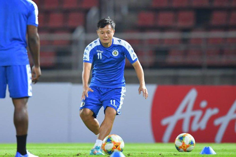 Bangkok United, CLB Hà Nội, Quang Hải, Thai League, Bùi Tiến Dũng