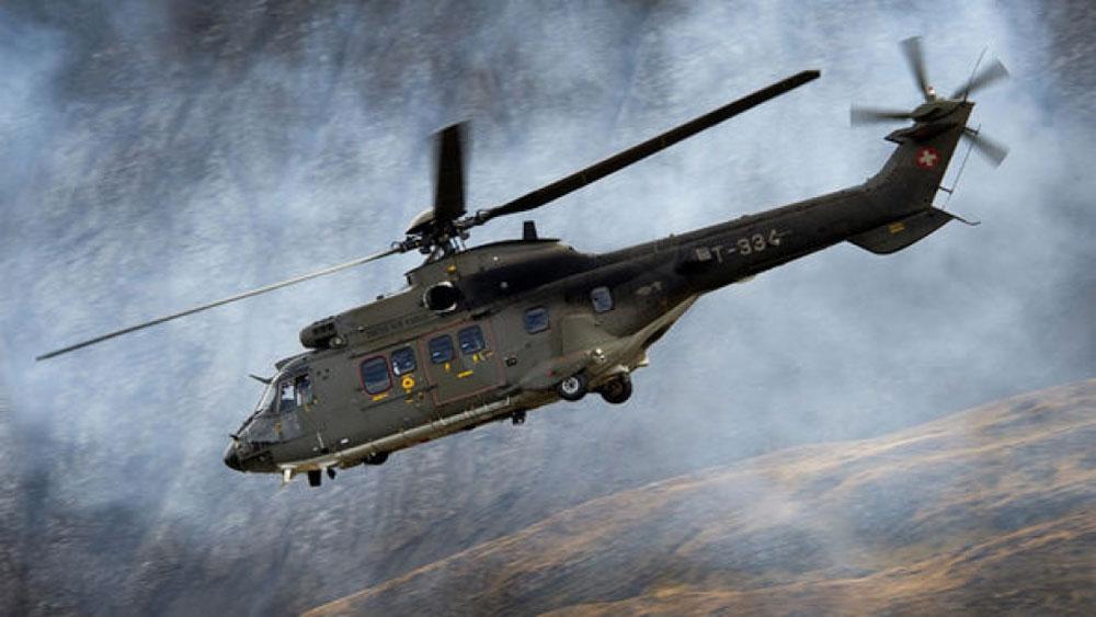 Thổ Nhĩ Kỳ: Rơi trực thăng quân sự, 4 người thiệt mạng