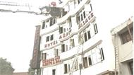 Cháy khách sạn lớn tại thủ đô của Ấn Độ