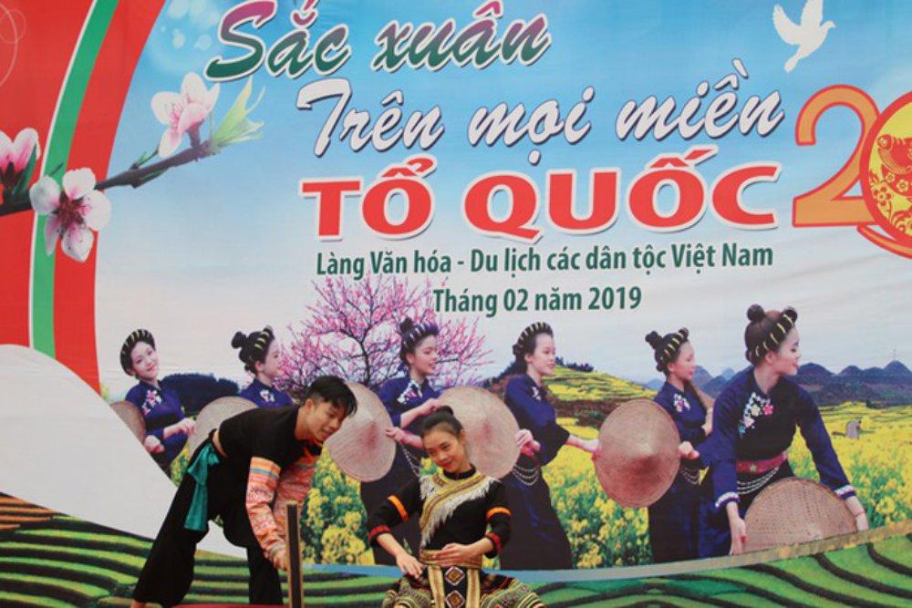Ngày hội, Sắc xuân trên mọi miền Tổ quốc 2019