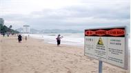Nha Trang: Hai du khách nước ngoài bị đuối nước khi tắm tại nơi có biển cấm