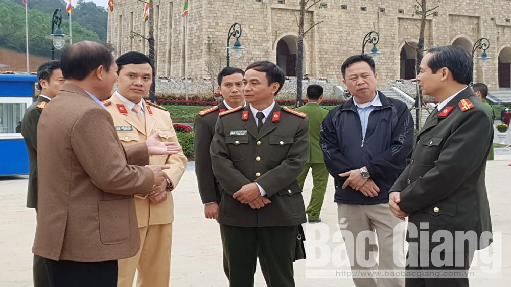 Bắc Giang, Lễ hội, Tây Yên Tử