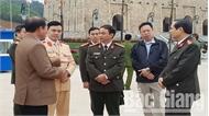 Bảo đảm an ninh trật tự, an toàn giao thông Lễ hội Tây Yên Tử