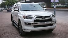 Toyota 4Runner bản Limited 2018 đầu tiên về Việt Nam