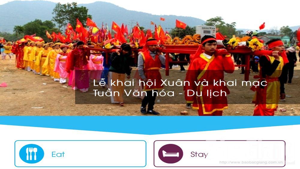 """Piloting smart travel app """"Bac Giang Tourism"""""""