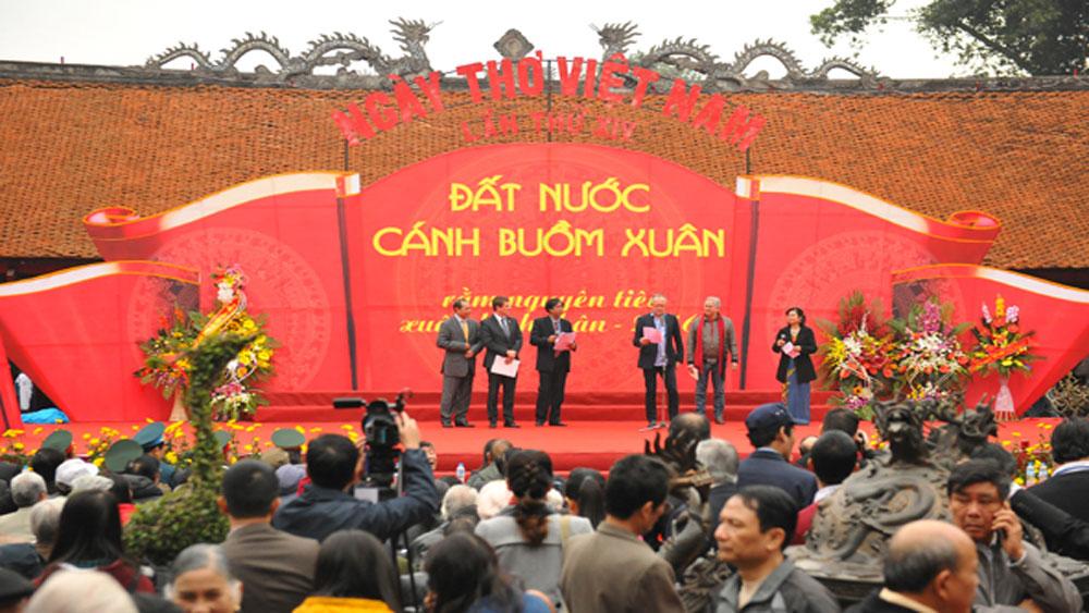 Từ ngày 15 đến 21-2 sẽ diễn ra 3 sự kiện lớn về văn học, thơ ca tại Việt Nam