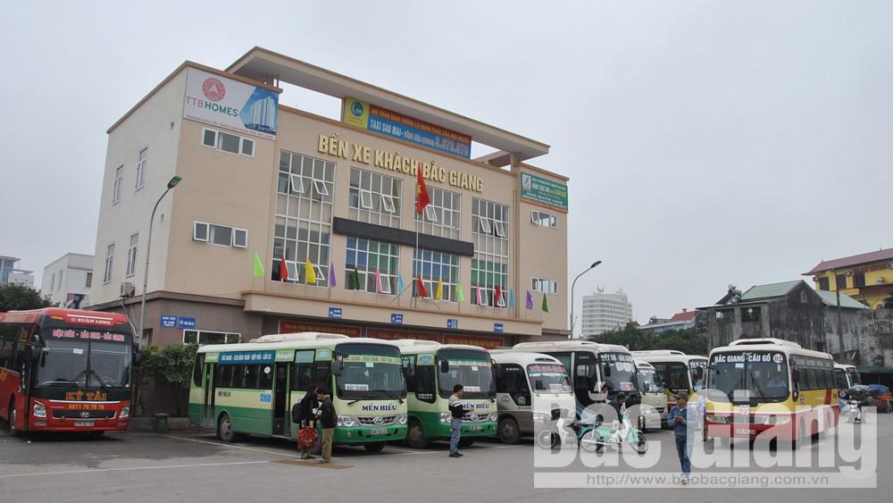Giá vé vận tải hành khách tuyến Bắc Giang - TP Hồ Chí Minh tăng bất thường