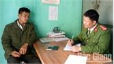 Công an huyện Sơn Động bắt kẻ trộm điện thoại trong Trung tâm y tế