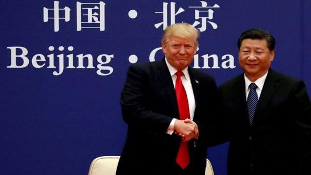 Tổng thống Mỹ sẽ gặp Chủ tịch Trung Quốc trong tháng Ba