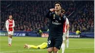 Real thắng sít sao trên sân Ajax