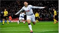 Son Heung-min giúp Tottenham thắng đậm Dortmund