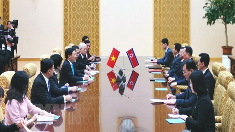 Vietnam, Democratic People's Republic of Korea seek stronger ties