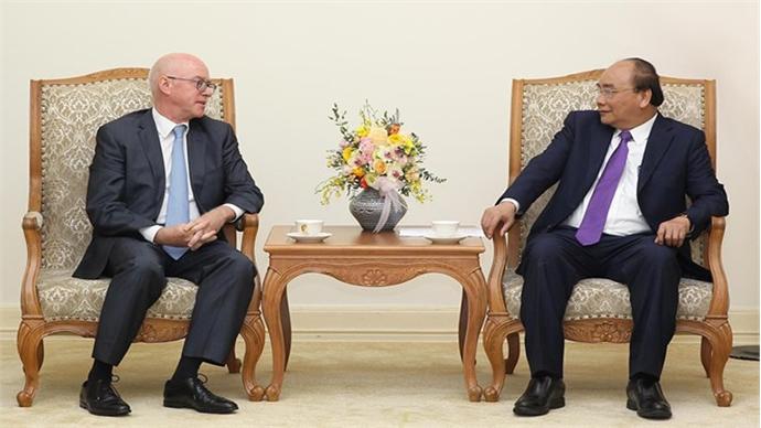 Prime Minister hosts IMF chief representative