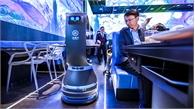 Nhà hàng lẩu phục vụ bằng robot AI ở Trung Quốc