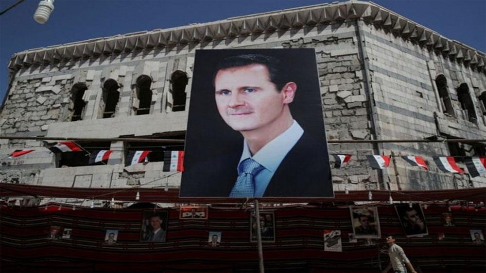 Đức giăng lưới bắt tình báo mật của Tổng thống Syria Assad