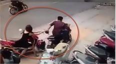 Công an huyện Lục Ngạn khám phá nhanh vụ cướp giật túi xách sau hơn 1 giờ
