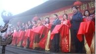 """Khánh thành chùa Thượng và phát động cuộc thi ảnh """"7 ngày khám phá Tây Yên Tử"""""""