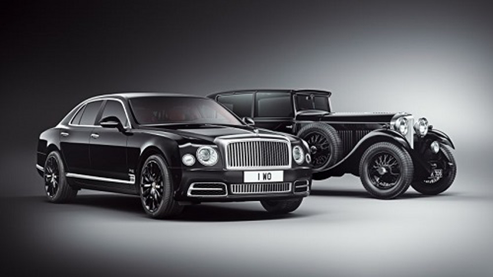 Bentley Hà Nội nhận đặt hàng chiếc Mulsanne W.O. Edition chính hãng duy nhất