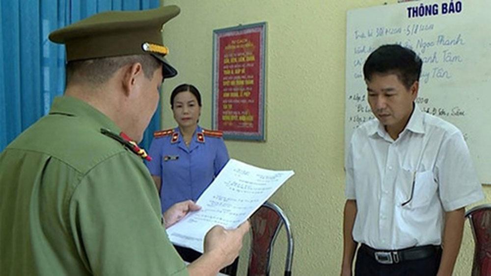 Cựu công an, bị điều tra, mở cửa phòng, sửa điểm thi ở Sơn La