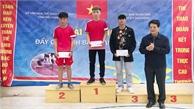 Huyện Sơn Động giành vị trí nhất toàn đoàn giải vô địch đẩy gậy toàn tỉnh