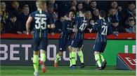 Man City vào tứ kết Cup FA