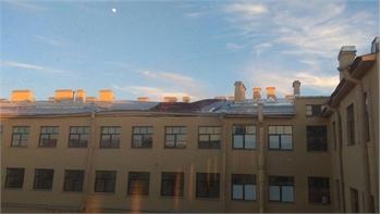 Nga: Sập nhà cao tầng tại thành phố St. Petersburg
