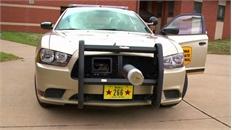 Bộ phóng thiết bị định vị giúp cảnh sát theo dõi tội phạm