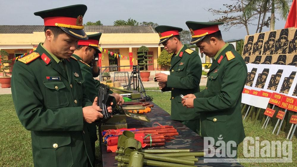 Sẵn sàng đón nhận, huấn luyện chiến sĩ mới