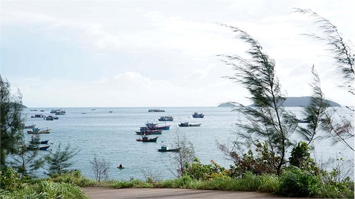 Kien Giang's pristine Hon Mau fishing island