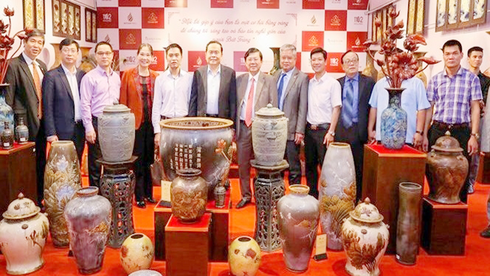 VFF leader asks craft villages to safeguard traditional Vietnamese cultural essence