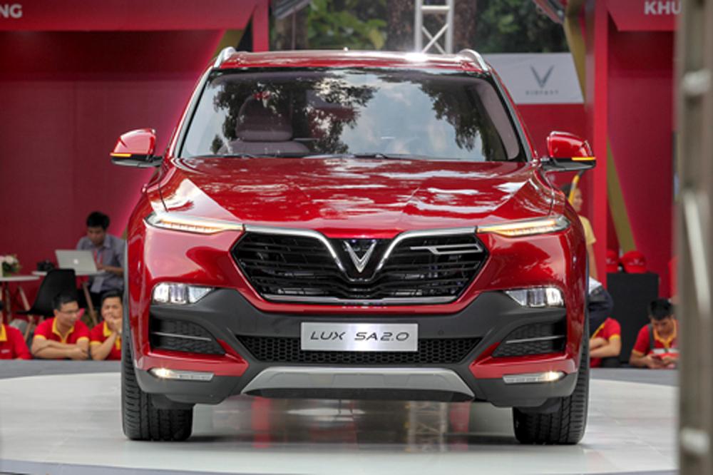 VinFast, mua xe, đặt cọc xe VinFast, Lux A2.0, Lux SA2.0