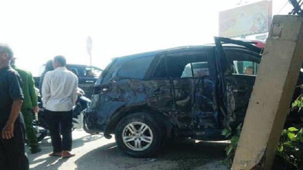 Vụ tai nạn giao thông làm 8 người thương vong tại Thanh Hóa: Khởi tố tài xế xe khách