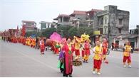 Quảng bá và tạo sức hút đối với văn hóa Bắc Giang nhân Ngày Thơ