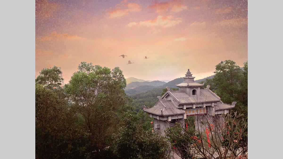 khám phá, Tây Yên Tử, cuộc thi ảnh, ảnh đẹp