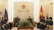 Vietnam, Russia armies beef up bilateral cooperation