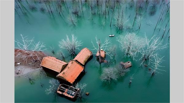 Hồ đền Thượng - Suối Mỡ