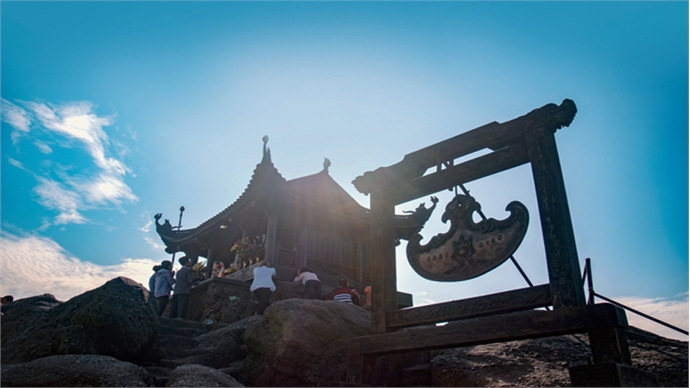 UK newspaper promotes Yen Tu mountain for 2019 visit