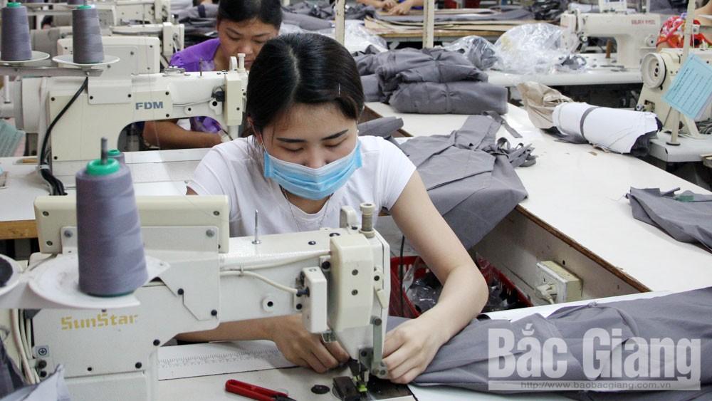 Bắc Giang, năng lực cạnh tranh, thu hút doanh nghiệp, thủ tục hành chính