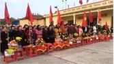 Khai hội đình - chùa Chẽ thị trấn An Châu