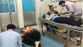 TP Hồ Chí Minh: 24 công nhân nhập viện sau bữa cơm chay