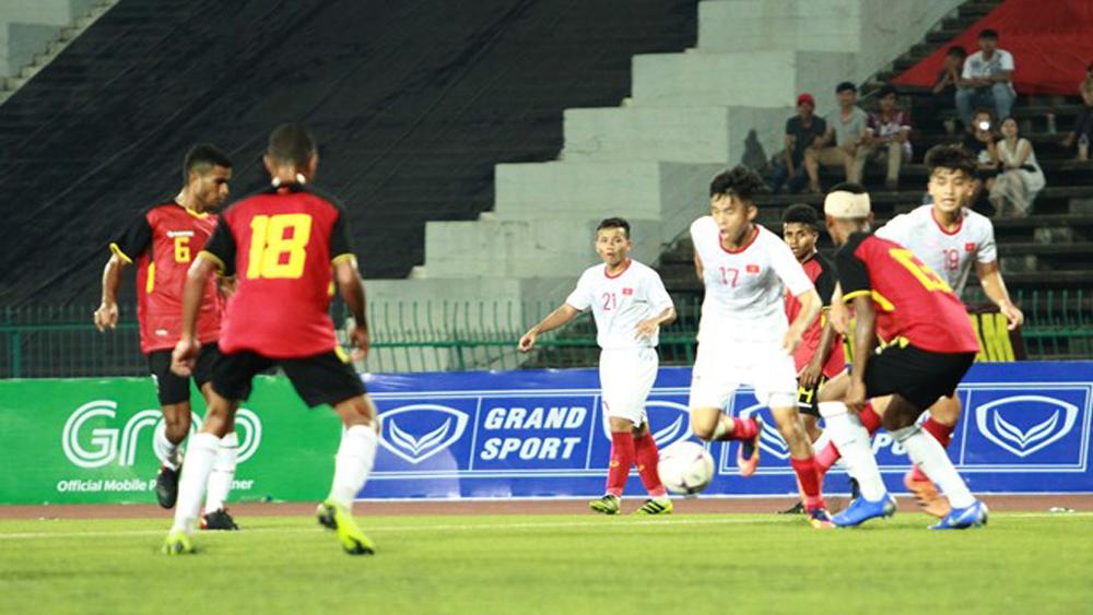 AFF U22 Championship: Vietnam enter semi-finals