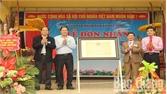Chùa Y Sơn được cấp Bằng di tích lịch sử cấp Quốc gia