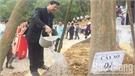 """Lục Nam phát động """"Tết trồng cây đời đời nhớ ơn Bác Hồ"""""""