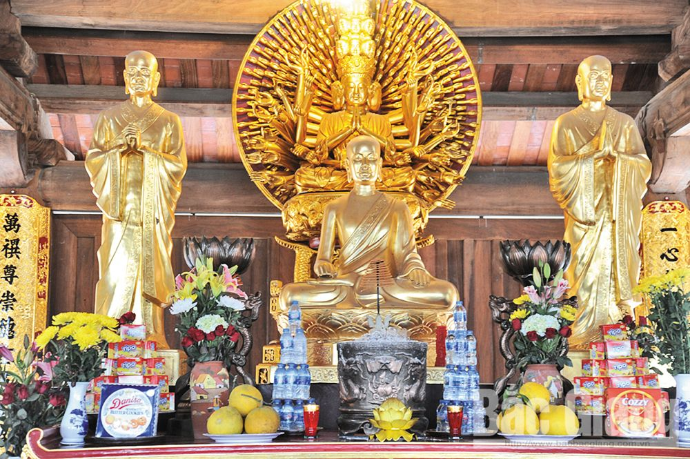 Tay Yen Tu, Bac Giang province, Son Dong district, sacred land, cultural and historical relics, natural landscapes, unique cultural identities, Truc Lam Buddhism, Culture-Tourism Week 2019